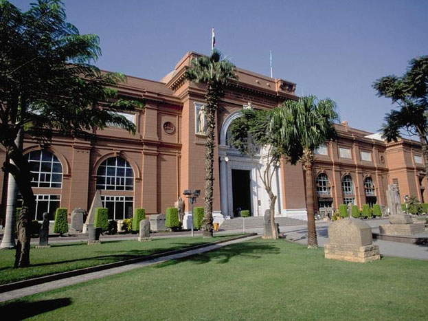 Egyptian Museum, Citadel and Mohamed Ali Mosque